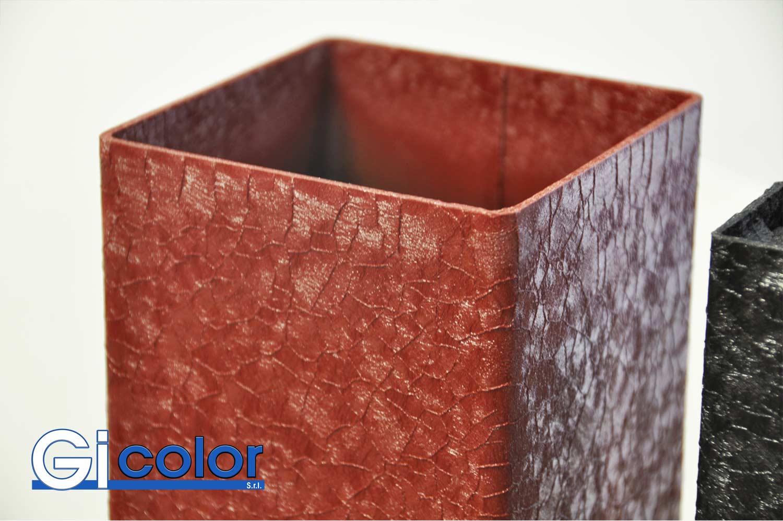 Verniciatura a polvere gambe per tavoli ferro