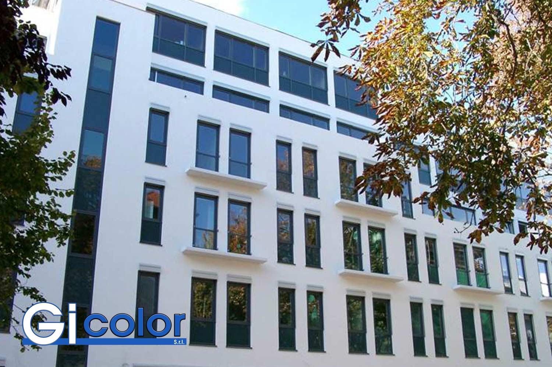 Verniciatura 5010 classe 1 GiColor: ospedale Bad Nauheim