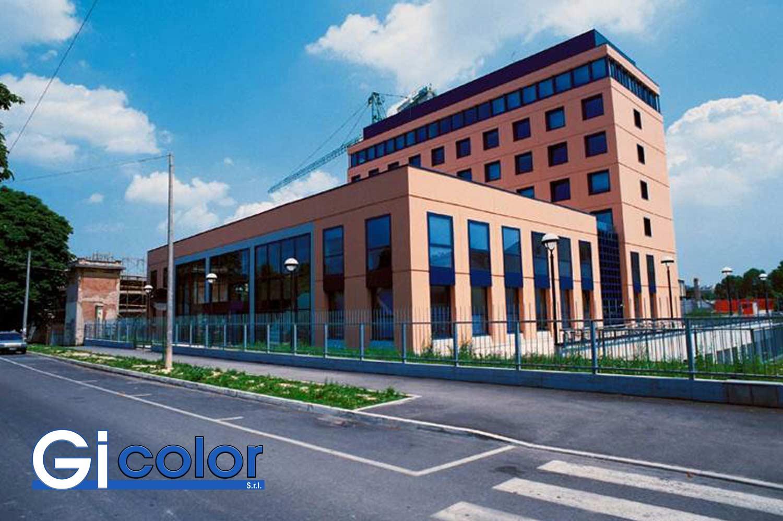 Verniciatura 5011 classe 1 GiColor: università Padova